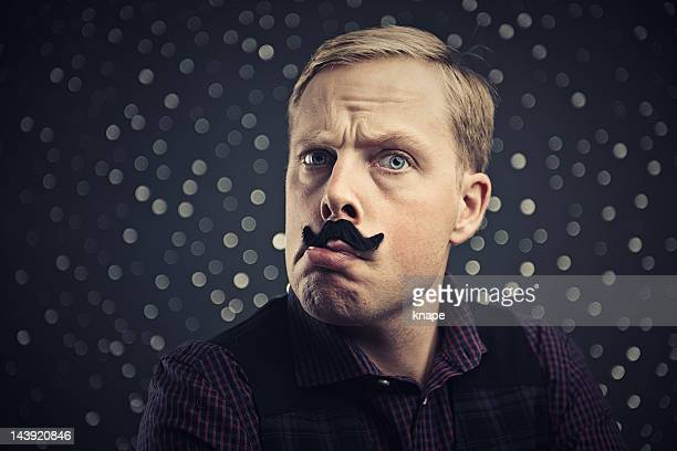 November and time for mustaches