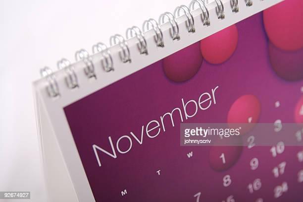 Novembro de perto.