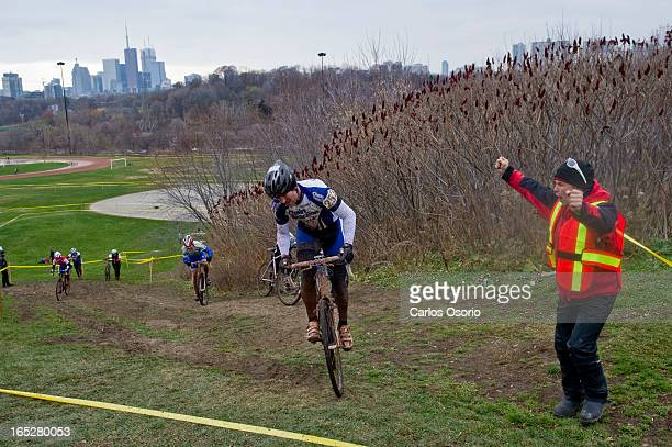 November/28/2010 Local cyclist Ted Ingram who helps maintain the Don Valley mountain bike trail and uses it regularly discovered the sabotaged bridge...