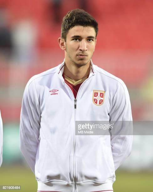 Novi Sad 07 Oct 2015 Marko Grujic Serbia vs Andora U21 Stadium 'Karadjordje' Novi Sad Foto Nenad Negovanovic