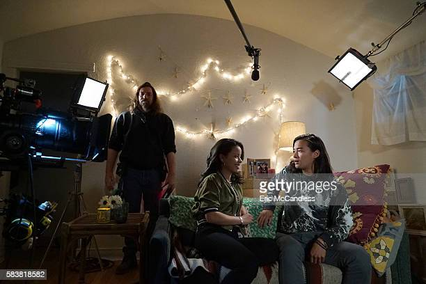 THE FOSTERS Now for Then As Callie begins working on her senior project photographing her former foster homes each visit brings new perspective on...