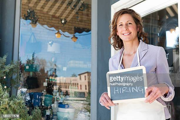 now hiring - help wanted sign stock photos and pictures