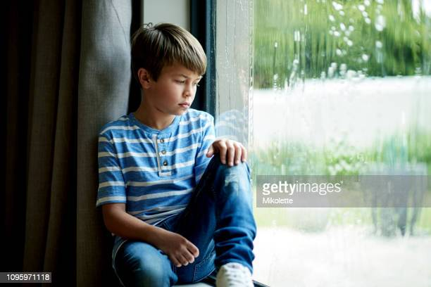 now i can't play outside - children only stock pictures, royalty-free photos & images