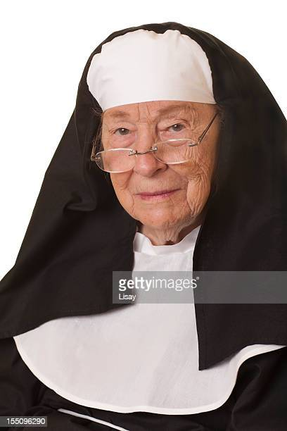 nun - nun stock photos and pictures