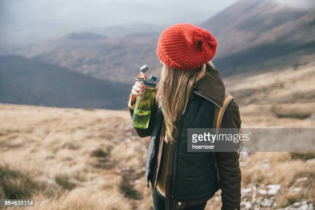 now that ive reached the top i can rest and enjoy - eco tourism stock pictures, royalty-free photos & images