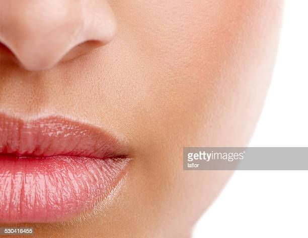 Now those are luscious lips