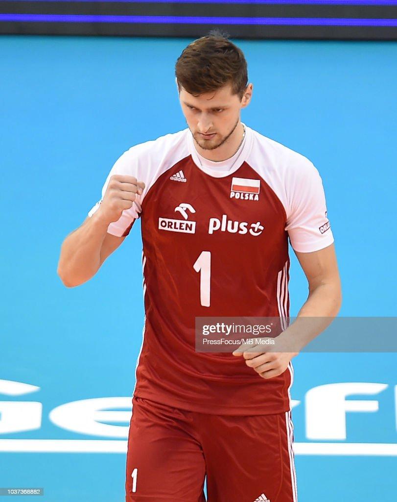 Poland v Argentina - FIVB world Championships