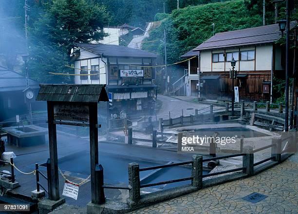 Nozawa Onsen, Nagano, Japan