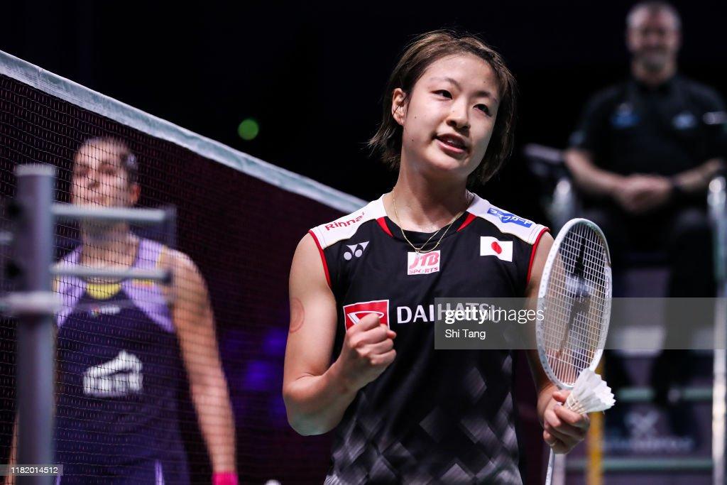 DANISA Denmark Open 2019 - Day 5 : News Photo