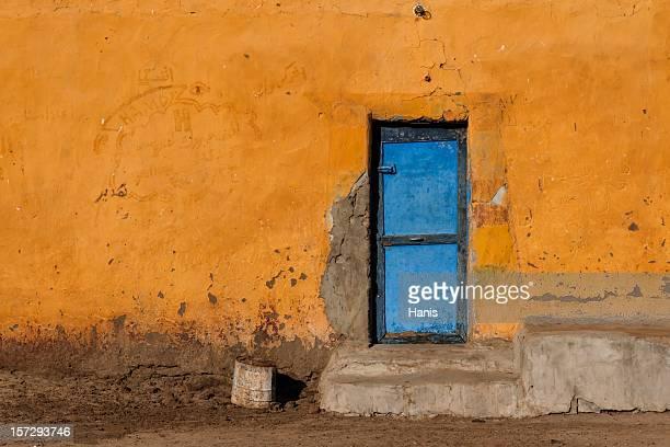 Nubische Dorf