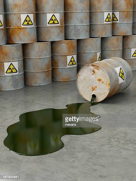 nuclear accident - toxic waste stock pictures, royalty-free photos & images