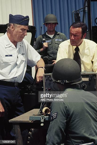 MAN 'Nuclear Alert' Airdate September 13 1974 GEORGE