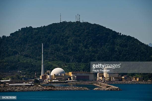 Nuclear Plants Angra I and Angra II Angra dos Reis Brazil