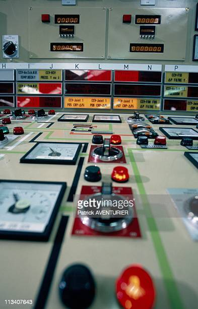 Nuclear Power Plants Simulator On September 1St 1987 In France Nuclear Power Plants Simulator On September 1St 1987 In France