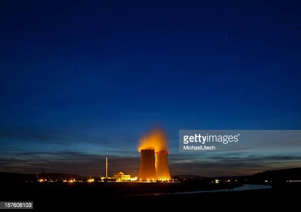Centrale nucléaire de rivière