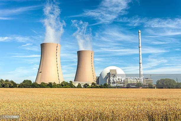 nuclear power station - nuclear reactor stock pictures, royalty-free photos & images