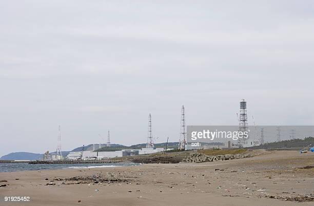 nuclear power station - 新潟県 ストックフォトと画像