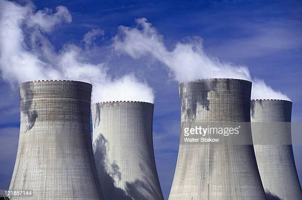 Nuclear Power Station, Temelin, South Bohemia