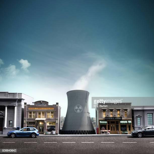 Nuclear reactor on main street