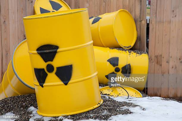 nuclear waste - uranium stock pictures, royalty-free photos & images