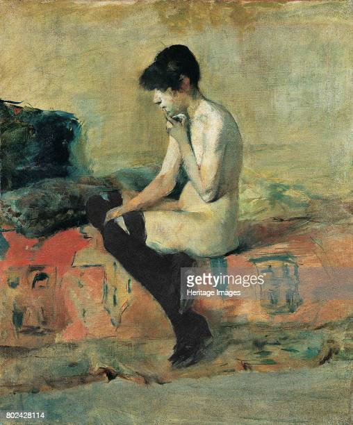 Nude 18821883 Found in the collection of MusÈe ToulouseLautrec Albi