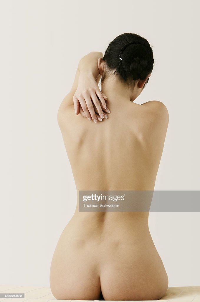 Nude Asian Women Stock Photo  Getty Images-9731