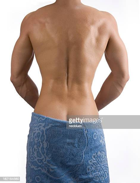 nude back - beautiful bare bottoms stock pictures, royalty-free photos & images