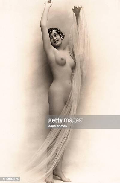 Nude Ca 1920