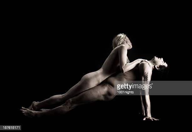 Nude Couple of Auguste Rodin