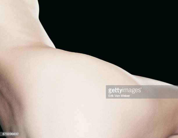 nude female figure - beautiful bare bottoms stock pictures, royalty-free photos & images
