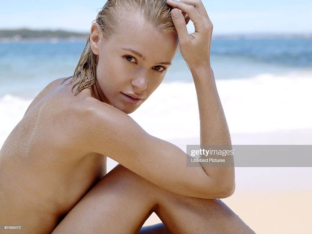 nude girls beach