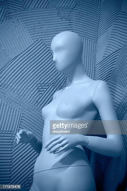 Chair Lady Mannequin