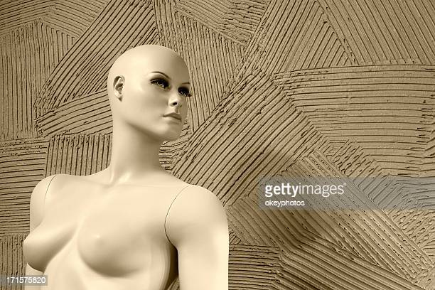 Nude Lady Mannequin