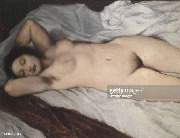 Nude lying 1930 Private Collection