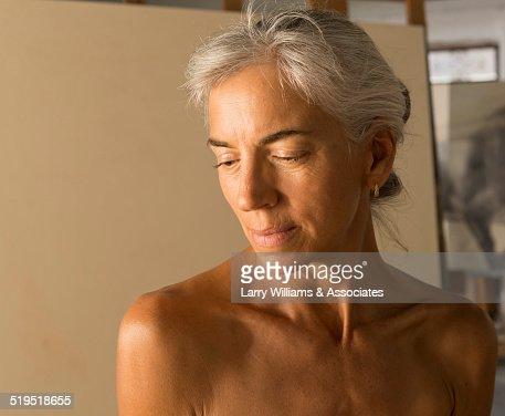 Women Nude Modeling 46
