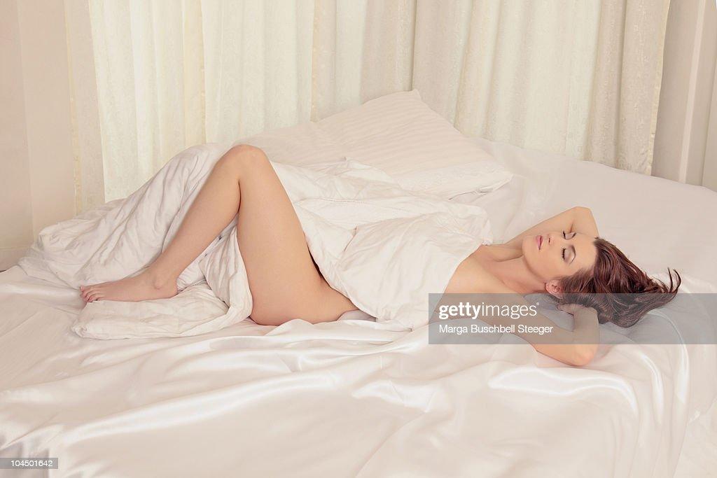 Nude : Foto de stock