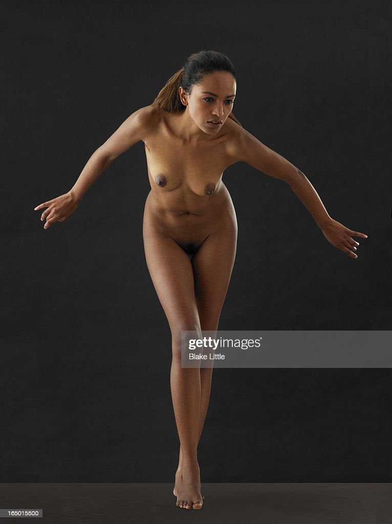 Nude Portrait Of An African American Woman Photo  Getty -6787