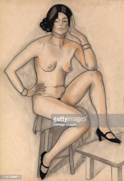 Nude Private Collection Artist Sudeykin Sergei Yurievich