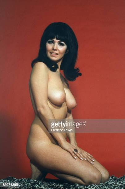 A nude study of a young woman circa 1968
