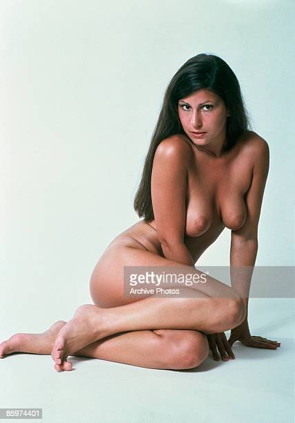 A nude study of a young woman circa 1975