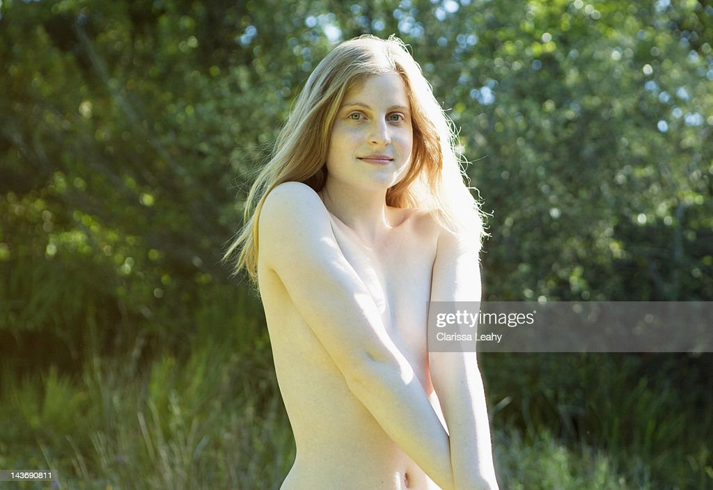 Teenage nude photo