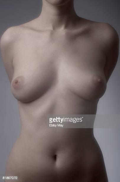 Nude Torso of young woman