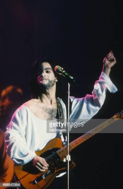 Nude tour, Prince, Feyenoord Stadion , Rotterdam, Holland, .