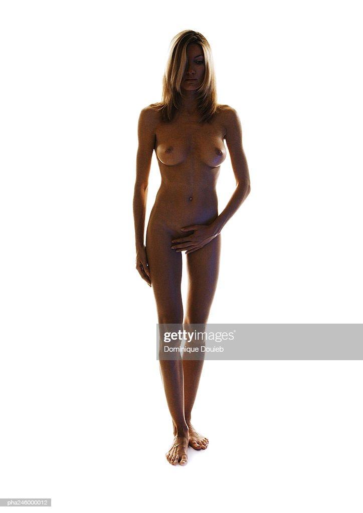 Nude woman : Stockfoto