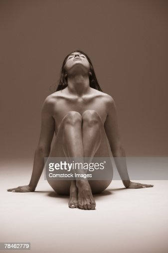 Nude Woman Statue Royalty Free Stock Photos - Image: 30744768
