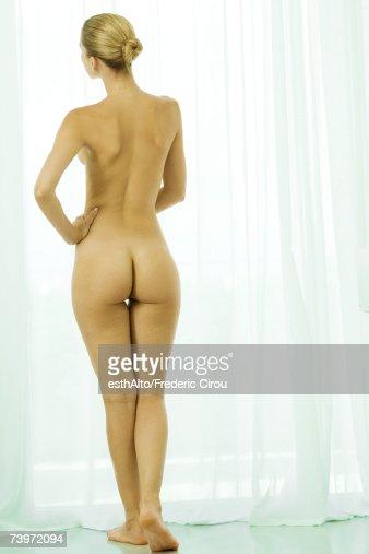 hot women standing naked