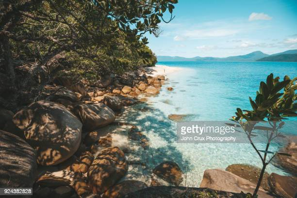 nudie beach cairns - nudie stock pictures, royalty-free photos & images