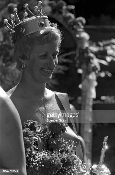 Nudist beauty contest winner Assonet Massachusetts 1973