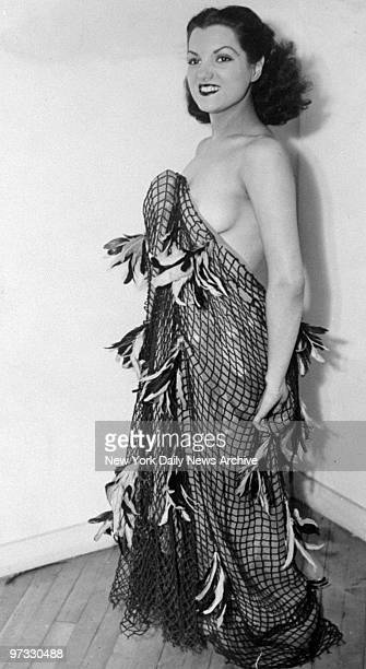 Nudist Dolores Irwin who was arrested during World's Fair