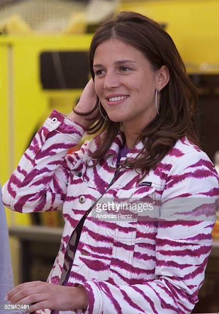 EUROPA 2001 Nuerburgring Tanja FRENTZEN